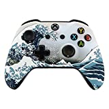 eXtremeRate Coque Avant,Boîtier Housse de Remplacement pour Xbox One X/S Manette...