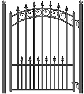 ornamental steel gates