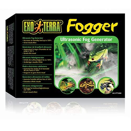Exo Terra Luftbefeuchter und Nebelerzeuger - Fogger - Ultrasonic Nebelgenerator