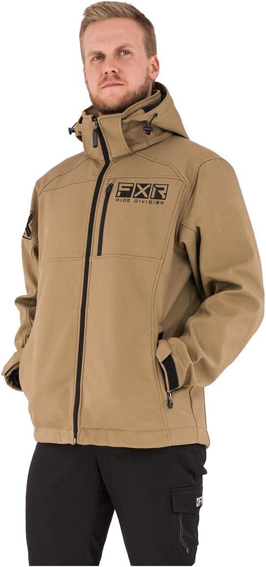 FXR Task Softshell Jacket Waterproof Limited time sale NEW Interior Fleece Breathable