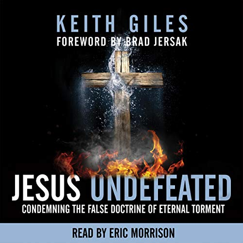 Jesus Undefeated cover art