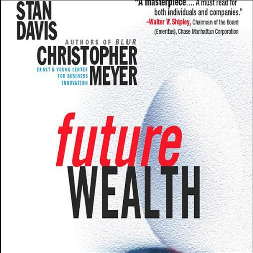 Future Wealth audiobook cover art