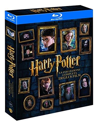 Colección de Harry Potter en Blu-ray o DVD