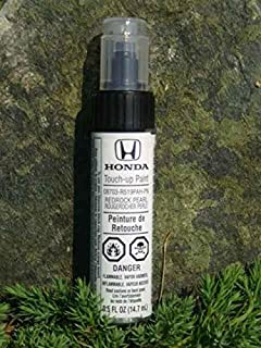 Genuine Honda Accessories 08703-R513AH-PN Rallye Red Touch-Up Paint