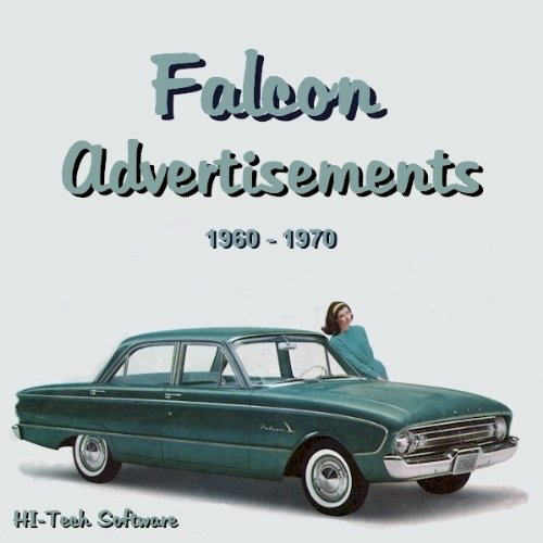 Ford Falcon Advertisements 1960-1970