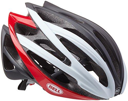 BELL Gage - Casco para Hombre para Bicicleta de Paseo, Color Multicolor...