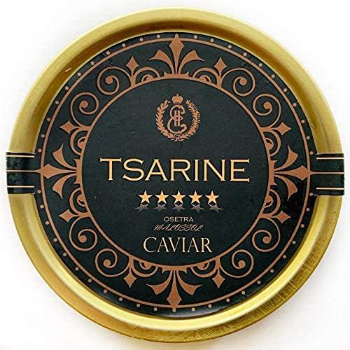 50g Black Caviar   Sturgeon Caviar   Fish Caviar   Malossol Caviar   Brand:...