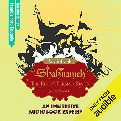Shahnameh audiobook cover art