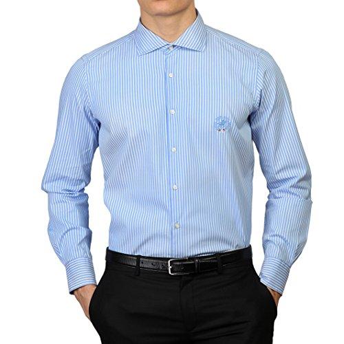 Royal Polo - Chemises-Royal Polo BRADFORD-Bleu - 40