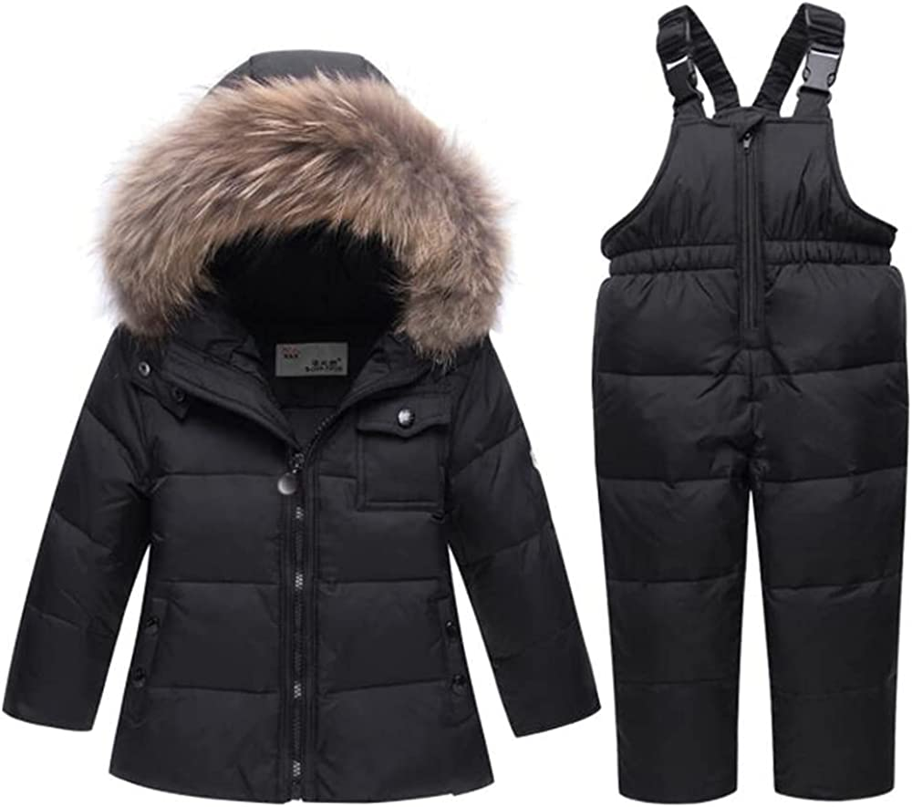 WXHCOS Finally popular brand Toddlers Two-piece Snow Suits Popular product For Winter H Boys And Girls