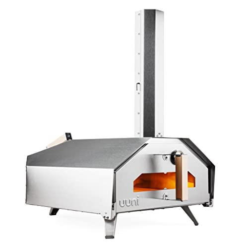 ooni Pro - Multi-Fueled Outdoor Pizza Oven