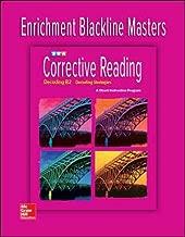 Corrective Reading Decoding Level B2, Enrichment Blackline Master (CORRECTIVE READING DECODING SERIES)