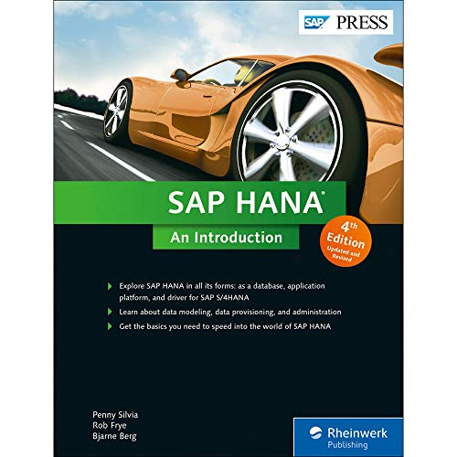 SAP HANA: An Introduction (4th Edition, Updated for SPS 12) (SAP PRESS)