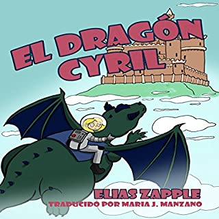 El Dragón Cyril audiobook cover art