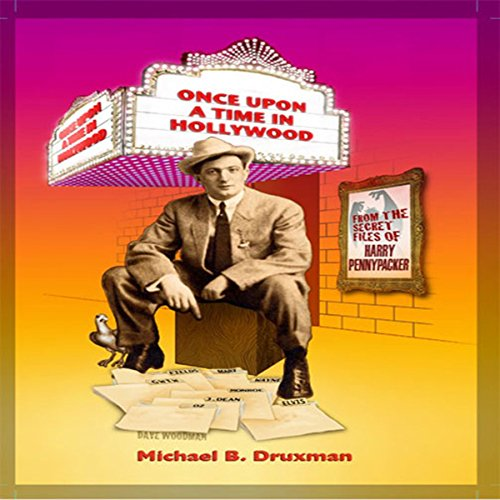 Once Upon a Time in Hollywood audiobook cover art