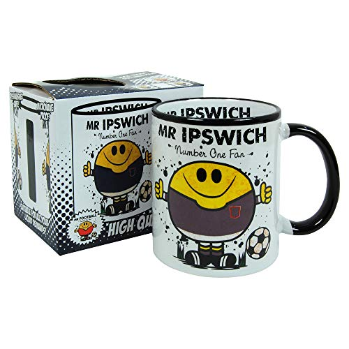 Ipswich mug - football fan gift present Town