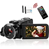 Videocamera Fotocamera Digitale Full HD 2.7K 42 MP Videocamera Digitale da Zoom Digitale 1...