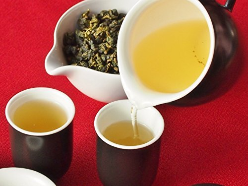 台湾茶工房 株 デュオン 台湾烏龍茶 特級 四季春茶 200g