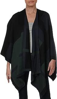 Womens Petites VLADRIANA Glen Plaid Cardigan Sweater