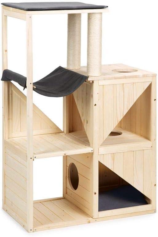 Beeztees KBz Wood Scraper Vajra Tulsa Mall 80 Sale 420 g 45 x 12
