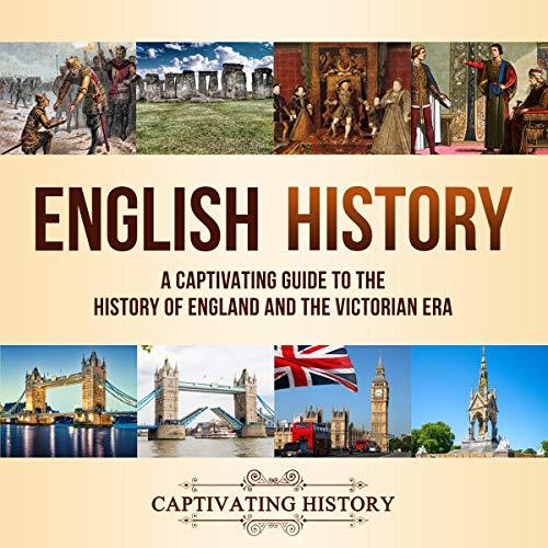 English History cover art