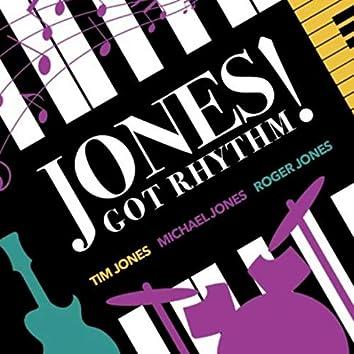 Jones Got Rhythm