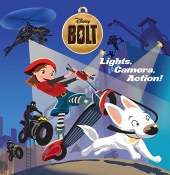 Lights Camera Action!  Disney Bolt