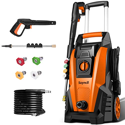Pressure Washer, Suyncll Electric Power Washer...