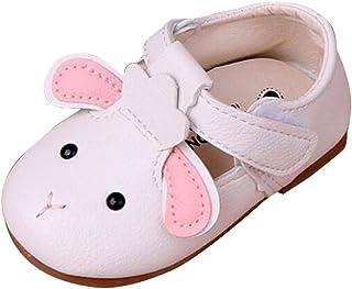 Wascoo_Enfant Chaussures pour Enfants Dessin animé Petites Chaussures Fond Mou antidérapantes bébé Fille Mignonnes Chaussu...