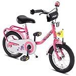 Laufrad Vergleich Puky Kinder-Fahrrad Z2 mit Stahl-Rahmen Farbe: lovely pink Art-Nr: 4102 bei Amazon