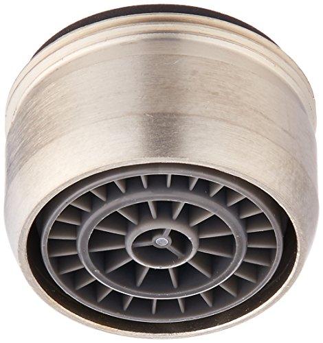 Moen 3919BN Aerator, 2.2 GPM, Male Thread, Brushed Nickel