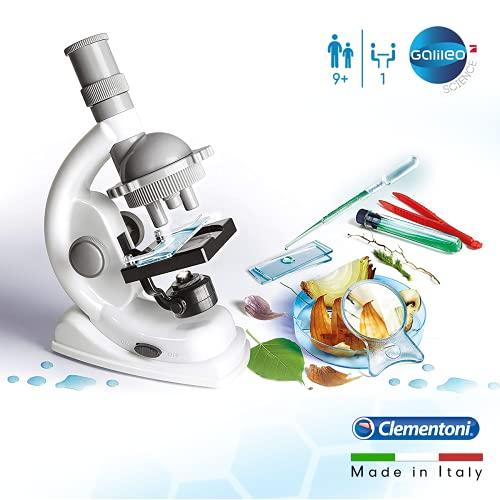 Clementoni Galileo Mikroskop für Kinder Erfahrungen & Preisvergleich