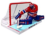 Imports Dragon NHL Figur Patrick Roy Limited Edition with Net -