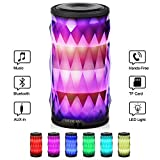 Portable Speakers Bluetooth Leds - Best Reviews Guide