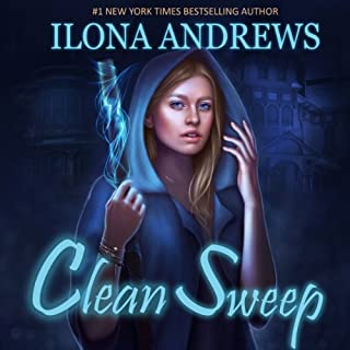 Clean Sweep                   By:                                                                                                                                 Ilona Andrews                               Narrated by:                                                                                                                                 Renee Raudman                      Length: 7 hrs and 55 mins     132 ratings     Overall 4.5
