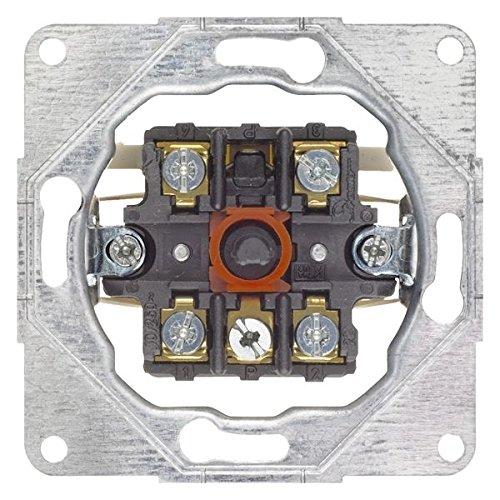 Bjc delta mecanismos - Interruptor persiana giratorio delta style 1 polo