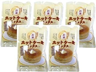 桜井食品 お米のホットケーキミックス 200g×5袋