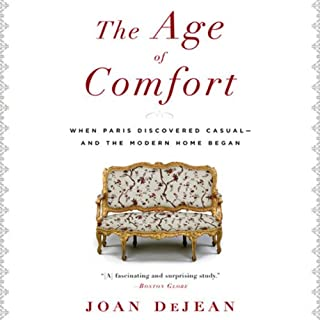 The Age of Comfort audiobook cover art