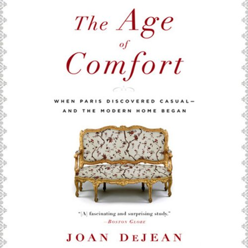The Age of Comfort cover art