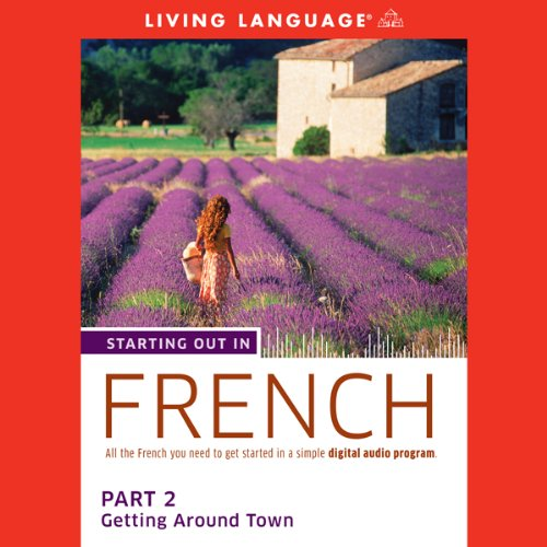 Starting Out in French audiobook cover art