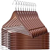 Quality Wooden Hangers - Slightly Curved...