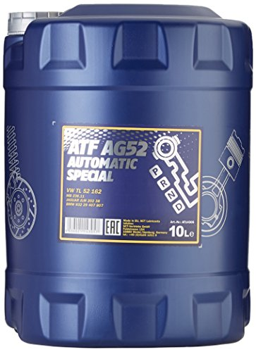 MANNOL ATF AG52 Automatic Special , 10 Liter