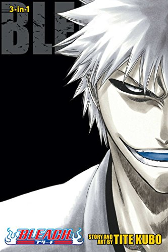 Bleach (3-in-1 Edition), Vol. 9