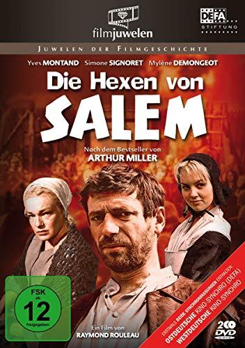 Die Hexen von Salem (Hexenjagd) - DEFA-Kinofassung & Extended Edition (Filmjuwelen) [2 DVDs]