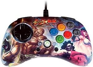 Mad Catz Street Fighter X Tekken - FightPad SD - Poison & Hugo V.S. King & Marduk for Xbox 360