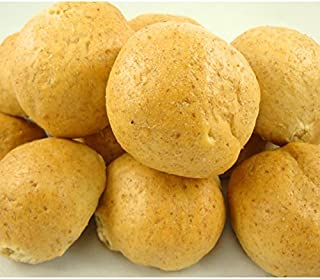 Low Carb Soft Baked Dinner Rolls (6 Rolls) - Fresh Baked - LC Foods - All Natural - No Sugar - High Protein - Diabetic Friendly
