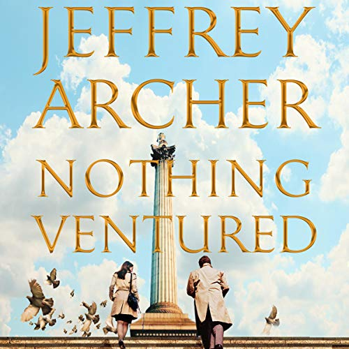 Nothing Ventured cover art