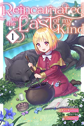 Reincarnated as the Last of my Kind, Vol. 1 (English Edition)