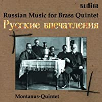Russian Music for Brass Quintet by Russian Music for Brass Quintet (2005-05-03)