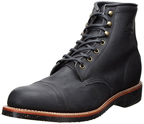 Chippewa 1901M31 6 Inch Homestead Boots Schnürstiefel, Groesse:44 (10 US)